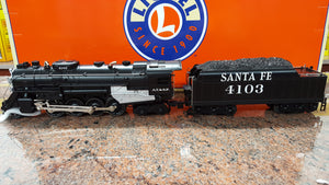 "Lionel 6-84251 - LionChief+ - Berkshire Locomotive ""Santa Fe"" w/ Bluetooth"