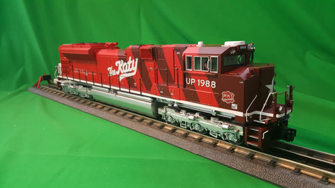 "MTH 20-20957-1 - SD70ACe Diesel Engine ""Katy"" #1988 w/ PS3 (Hi-Rail Wheels) #1988"