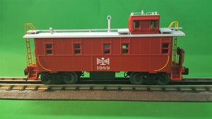 "MTH 30-77292 - Offset Steel Caboose ""Bessemer & Lake Erie"""