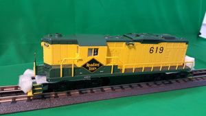"Lionel 6-84110 - LionChief+ - GP7 Diesel Locomotive ""Reading"""