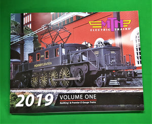 MTH - Catalog 2019 - MTH RailKing & Premier O Gauge Trains - Vol.1