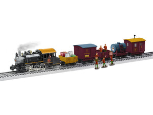 "Lionel 2022090 - LionChief Elf Work ""The Polar Express"" Freight Set"