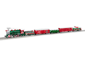 "Lionel 2022140 - Legacy Snowflake Limited ""North Pole Central"" Set"