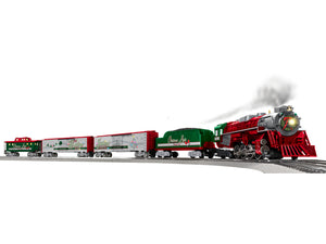 "Lionel 2023080 - LionChief ""Christmas Light Express"" Freight Set"