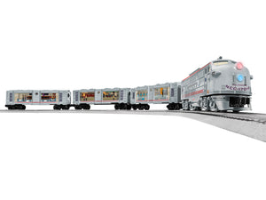 "Lionel 2023130 - LionChief Diesel ""Star Trek"" Freight Set"