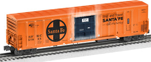 "Lionel 2026480 - Smoking 57' Mechanical Reefer ""Santa Fe"""