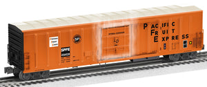 "Lionel 2026520 - Smoking 57' Mechanical Reefer ""Pacific Fruit Express"""
