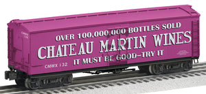 "Lionel 2026750 - Milk Car ""Chateau Martin"" #132"