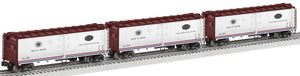 "Lionel 2026980 - Vision Line Reefer Cars ""MDT"" (3-Car)"