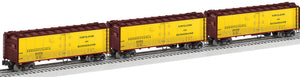 "Lionel 2026990 - Vision Line Reefer ""Pennsylvania"" (3-Car)"