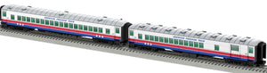 "Lionel 2027340 - 18"" Passenger Car ""American Freedom Train"" (2-Car) #Set 1"