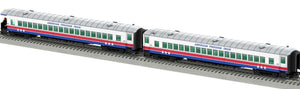 "Lionel 2027350 - 18"" Passenger Car ""American Freedom Train"" (2-Car) #Set 2"