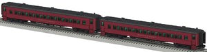 "Lionel 2027460 - 18"" Passenger Car Set ""Boston & Maine"" (2-Car)"