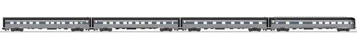"Lionel 2027520 - 21"" Passenger Car Set ""Southern Pacific"" (4-Car) Lark"