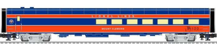 "Lionel 2027760 - 120 Years StationSounds Diner ""Lionel Lines"" #MOUNT CLEMENS"