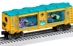 "Lionel 2028090 - Disney Aquarium Car ""Finding Nemo"""