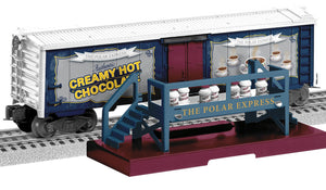 "Lionel 2028120 - Milk Car ""The Polar Express"""