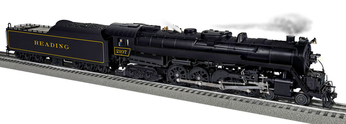 "Lionel 2031271 - Legacy T1 Steam Locomotive ""Reading"" #2107"