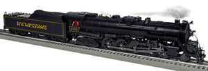 "Lionel 2031290 - Legacy T1 Steam Locomotive ""Blue Mountain & Reading"" #2102"