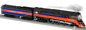 "Lionel 2031400 - Vision Line GS-4 Steam Locomotive ""Lionel Lines"" #120 (120 Years)"