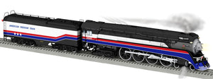 "Lionel 2031540 - Vision Line GS-4 Steam Locomotive ""Freedom Train"" #4449"