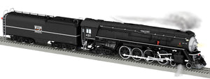 "Lionel 2031620 - Vision Line GS-6 Steam Locomotive ""Western Pacific"" #481 (Black)"