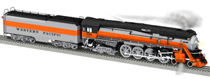 "Lionel 2031630 - Vision Line GS-6 Steam Locomotive ""Western Pacific"" #486 (What if Gray/Orange)"