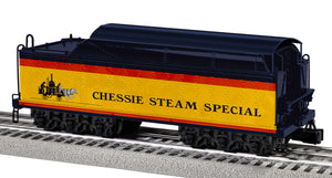 "Lionel 2031650 - Vision Line Auxiliary Water Tank ""Chessie Steam Special"""