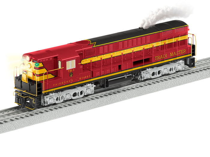 "Lionel 2033411 - Legacy Train Master Diesel Locomotive ""Fairbanks Morse"" #TM-3"