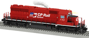"Lionel 2033461 - Legacy SD40 Diesel Locomotive ""Canadian Pacific"" #740"