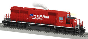"Lionel 2033462 - Legacy SD40 Diesel Locomotive ""Canadian Pacific"" #752"