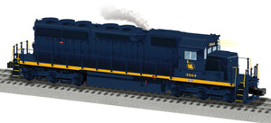 "Lionel 2033471 - Legacy SD40 Diesel Locomotive ""Central of New Jersey"" #3064"