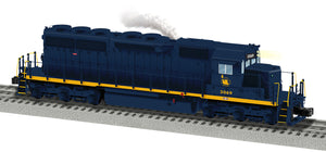 "Lionel 2033472 - Legacy SD40 Diesel Locomotive ""Central of New Jersey"" #3069"