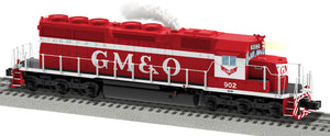 "Lionel 2033511 - Legacy SD40 Diesel Locomotive ""Gulf Mobile & Ohio"" #902"