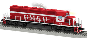 "Lionel 2033512 - Legacy SD40 Diesel Locomotive ""Gulf Mobile & Ohio"" #906"