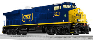 "Lionel 2033539 - Legacy ES44AC Diesel Locomotive ""CSX"" #3010 (Non-Powered)"