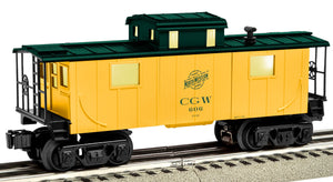 "Lionel 2043290 - NE-5 Caboose ""Chicago & North Western"" #606"
