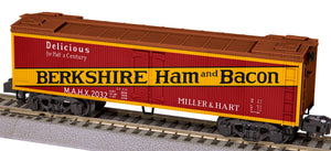 Lionel 2119080 A/F Woodside Reefers Berkshire Ham & Bacon