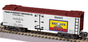 Lionel 2119120 A/F Woodside Reefers Senate Beer