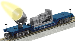 Lionel 2119130 A/F USAF Searchlight car