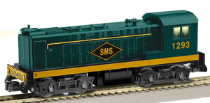 Lionel 2121040 A/F Baldwin Switchers SMS
