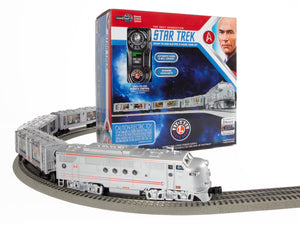 "Lionel 2123120 - LionChief ""Star Trek"" Freight Set w/ Bluetooth 5.0"