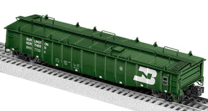 "Lionel 2126031 - PS-5 Gondola ""Burlington Northern"" w/ Cover #577225"