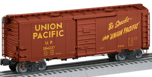Lionel 2126112 Roof-Hatch Boxcars Union Pacific #284227