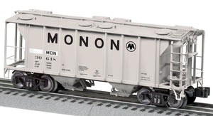 "Lionel 2126200 - PS-2 Hopper Car ""Monon"" #30648"