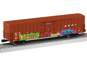 "Lionel 2126432 - Beer Cars ""BNSF"" #782480 (2 sided)"