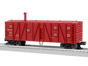 Lionel 2126621 Canadian Pacific Bunk Cars #411213