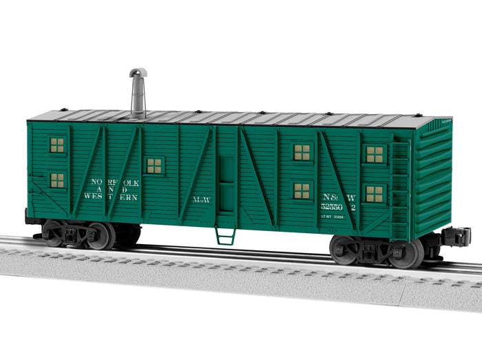 Lionel 2126661 Norfolk & Western  Bunk Cars #525502