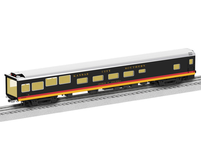 "Lionel 2127050 - Wi-Fi Theater Passenger Car ""Kansas City Southern"""