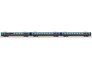 "Lionel 2127140 - High Speed Train Expansion Pack ""The Polar Express"" (3-Car)"